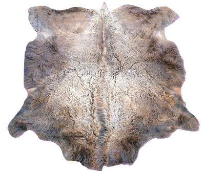 CANADIAN BISON SKIN RUGS